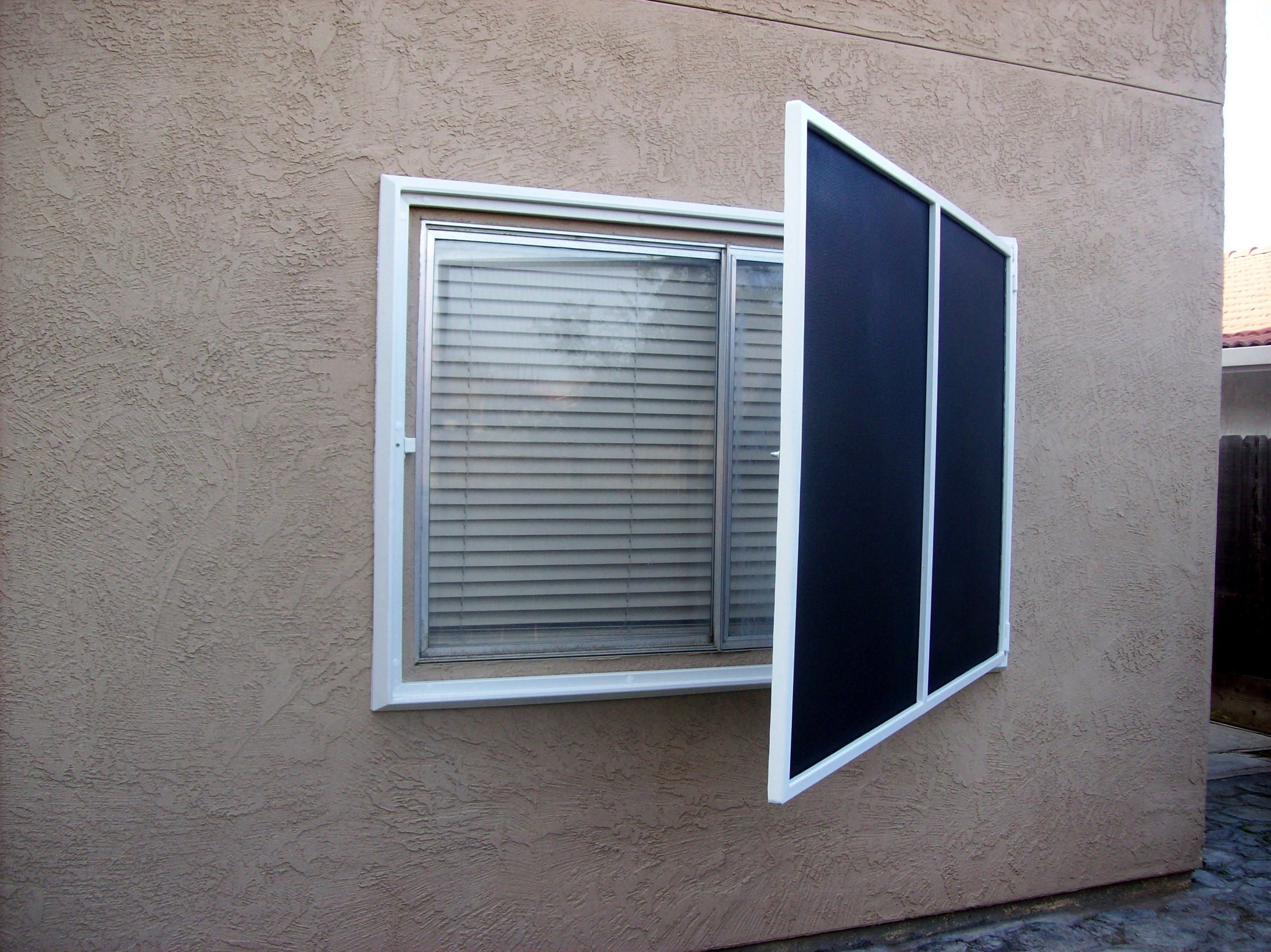 Door security french door security screens for Window and door company