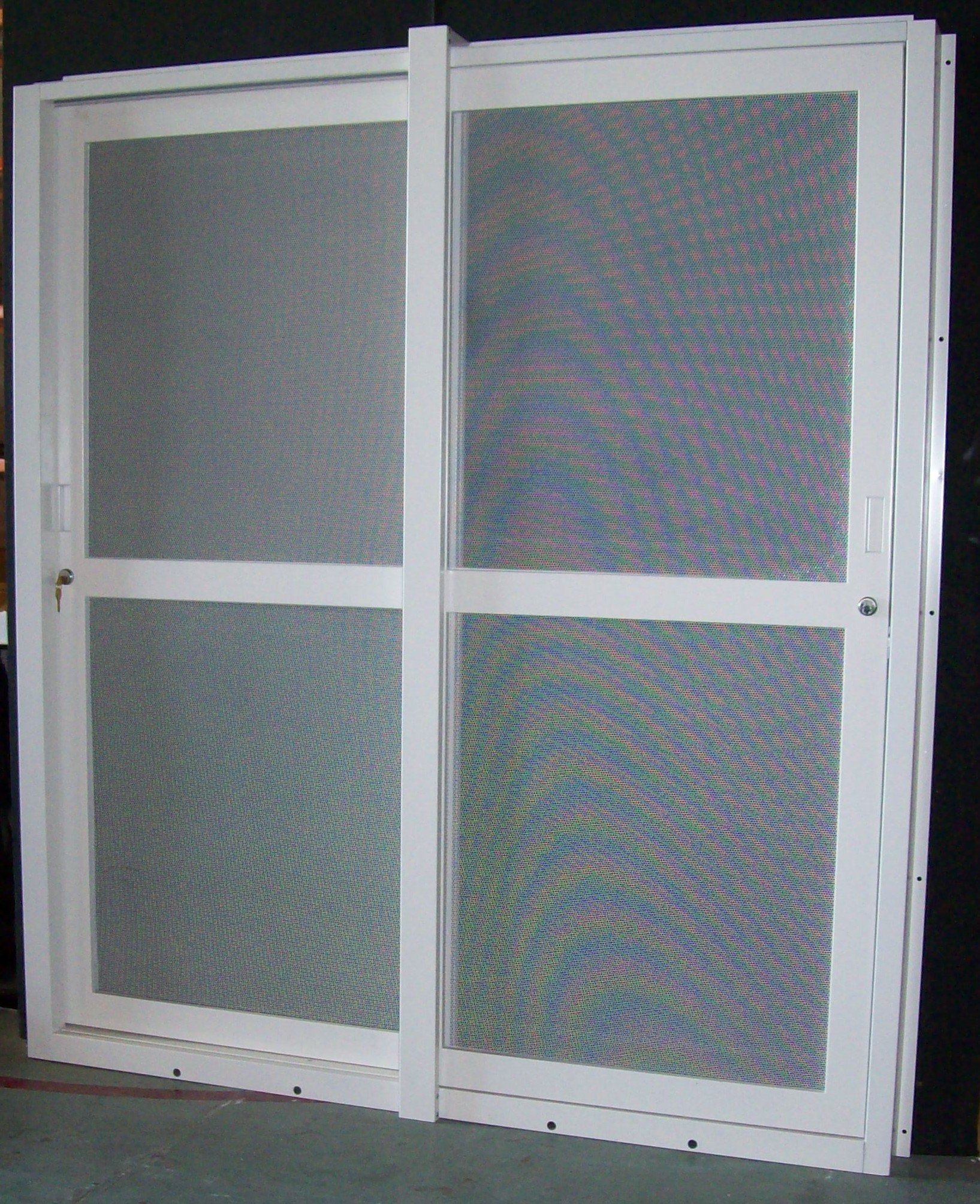 Security doors security door sliding patio door for Sliding glass doors security